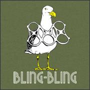 Seagull Bling-Bling T-Shirt