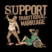 Support Traditional Marriage